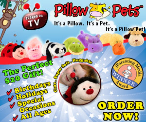 Check Out The Full Selection Of My Pillow Pets Sleepy Pals
